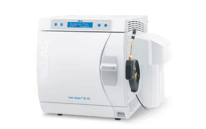 Máy khử trùng, hấp, rửa dụng cụ MELAG
