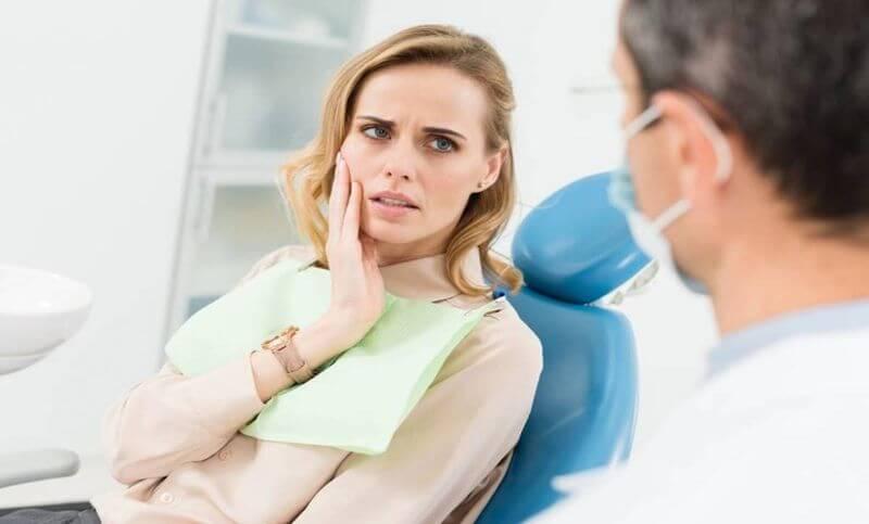 Hormone thay đổi khi phụ nữ mang thai làm viêm nhiễm nướu
