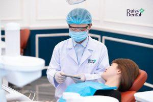 Điều trị răng lung lay và đau nhức tại Nha khoa Daisy
