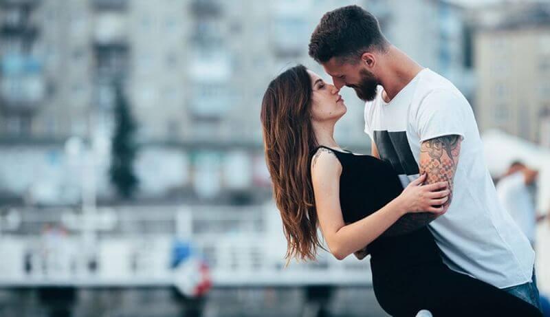 Thư giãn bản thân để có nụ hôn tuyệt vời hơn