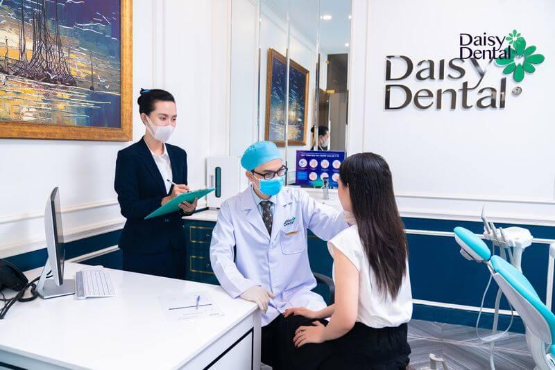 Nha khoa Quốc tế DAISY - Địa chỉ niềng răng thưa uy tín nhất